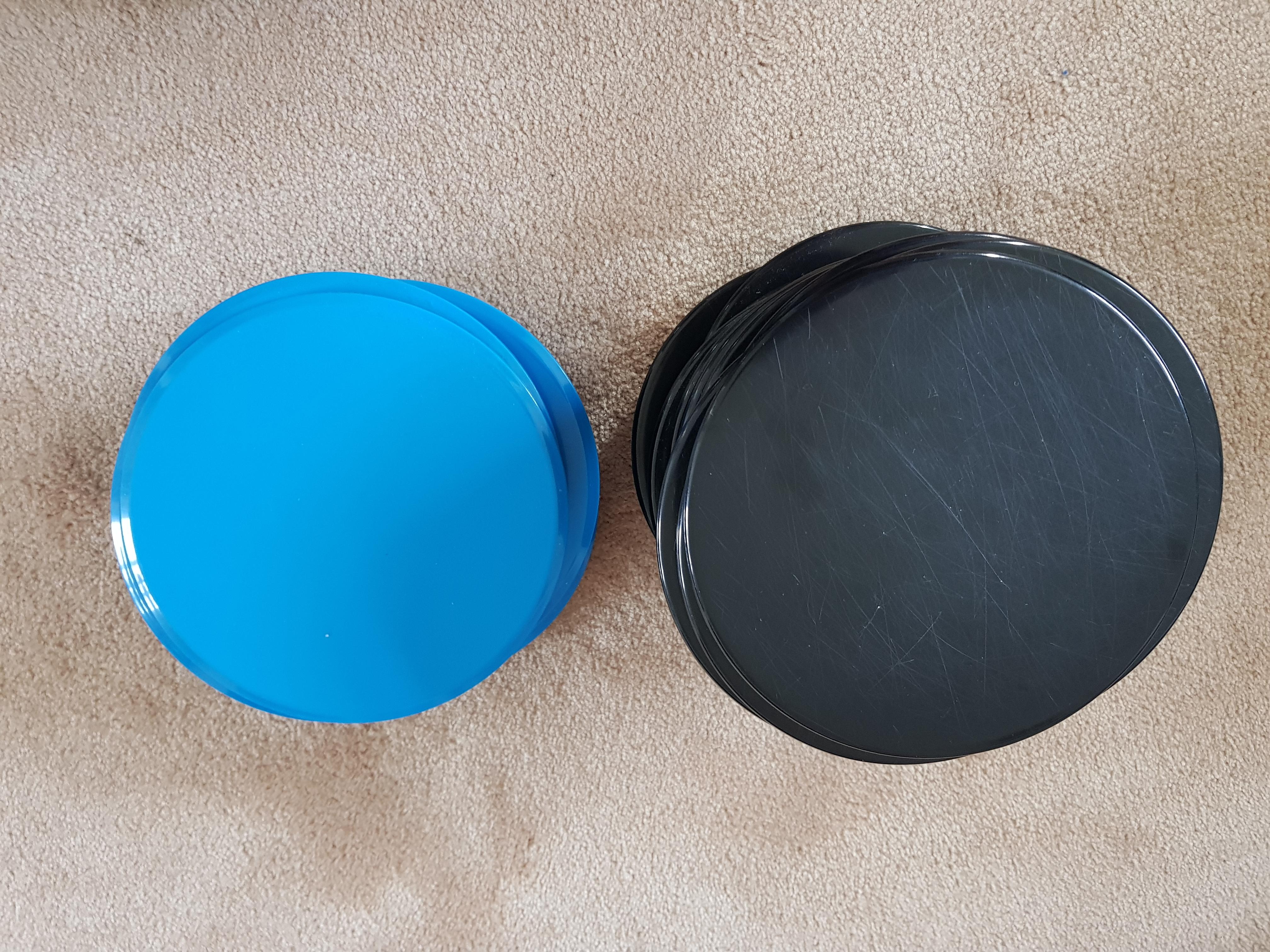 Sliding disks