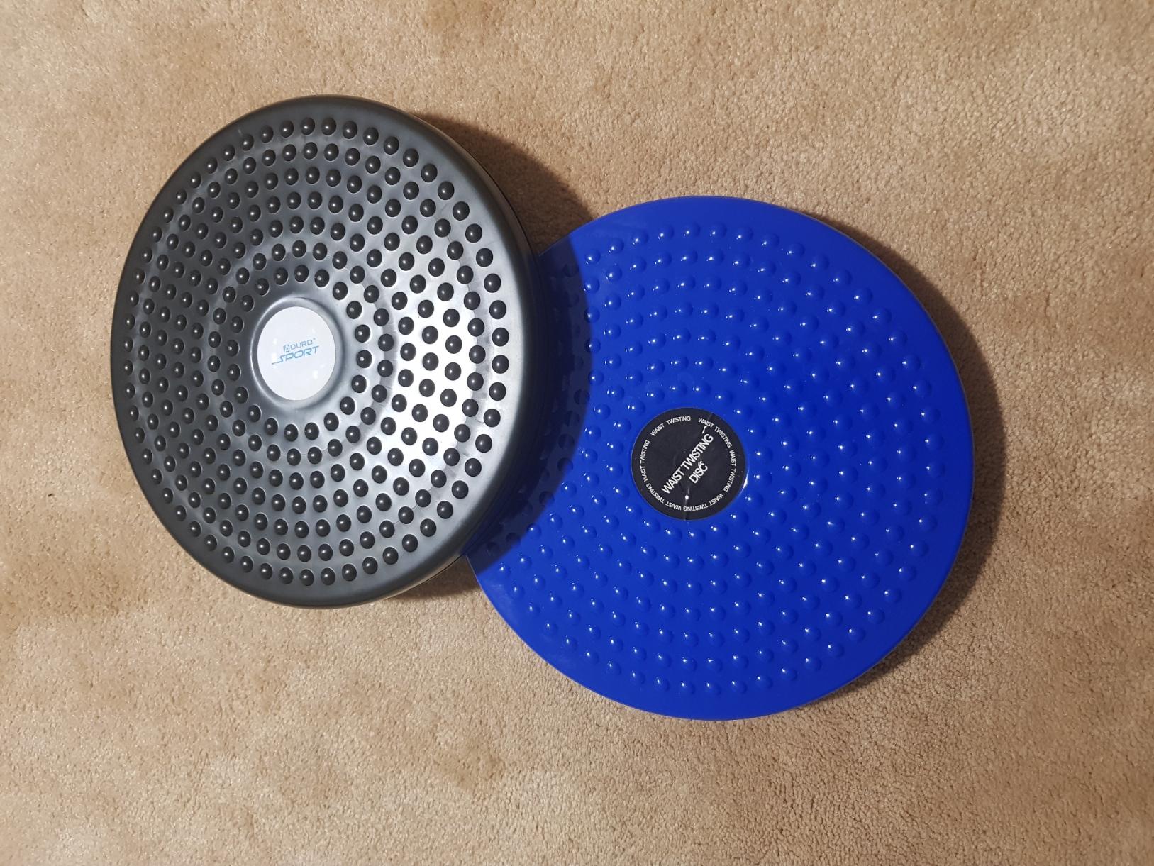 Twisting Disk