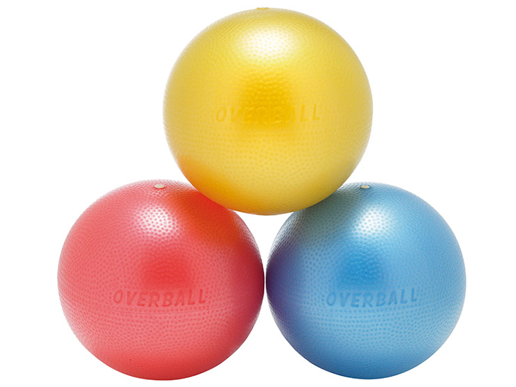 Pilates overball